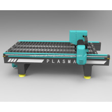 máquina de corte a plasma cnc folha de alumínio