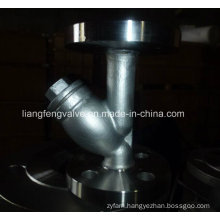 Carbon Steel Y-Strainer of Flange End RF