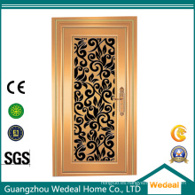 Puertas exteriores de acero inoxidable Blondy para casas