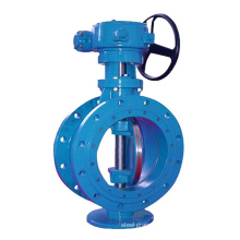 DIN2501Flanged Butterfly valve Duction Iron Wafer Butterfly Valve