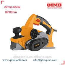 bench planer 82mm 650w 16000rpm qimo power tools