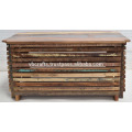Recycled Color Woode Home Deco Side table