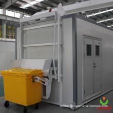 Desinfektion von Abfällen im Gesundheitswesen