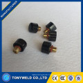 WP20 tig welding consumables welding 41v33 back cap short for tig welding torch accessories