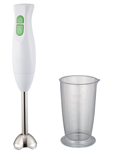 Stainless steel hand blender 2 in 1