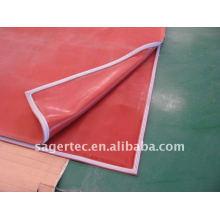 bolsa de silicón del vacío de alta resistencia de temperatura para Máquina laminadora de vidrio