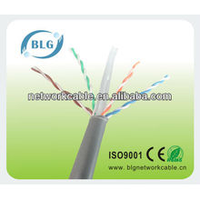 Cable de 4pr 24awg utp cat6
