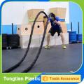 Poly dacron 1.5 pulgadas y 2 pulgadas Crossfit Gym Battle Rope