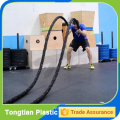 Poly dacron 1.5 inch and 2 inch Crossfit Gym Battle Rope