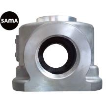 Алюминиевая отливка силы тяжести для пожарной Fydrant клапана с подвергать механической обработке точности