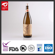 Vinho de arroz Tianzhou, vinagre da China