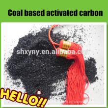 Kohle-basierte Dampf-Aktivkohle-Granulatform für Wasseraufbereitungsanlage