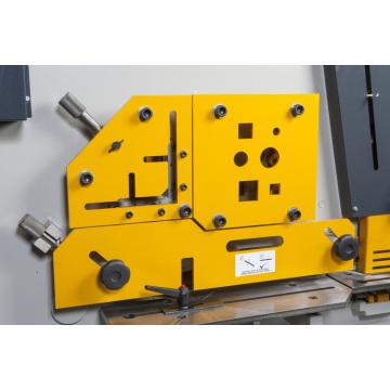 Máquina de perfuração e corte hidráulica Ironworker