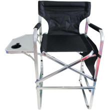Chaise pliante colorée en aluminium de directeur léger (SP-161)