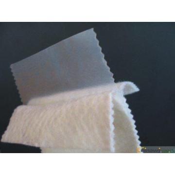 Geomembrana composta com geotêxtil não tecido