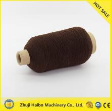 nylon hilo nylon 70D/24f hilado 70D/24f para hacer calcetines de nylon y poliéster con goma para la ropa de paquete