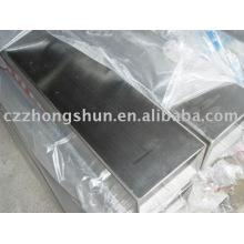 Helles fertiges quadratisches Stahlrohr / SQUARE RECHTECKIGES HOLLOW-ABSCHNITT ROHR SS304 316