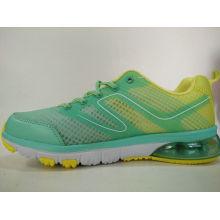 Флуоресцентные зеленые Solft на подошве Спортивная обувь