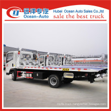 SINOTRUK HOWO 4TON 4X2 heavy duty tow truck for sale