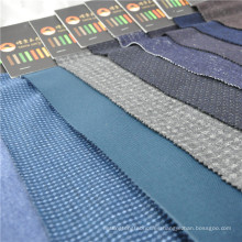 tejido de punto de lana tejido de punto de lana de poliéster para chaqueta