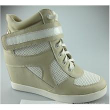 Comfort Fashion High Heels Wedge Women Casual Shoes (S 31-1)