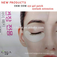 New products eye gel patch for eyelash extension