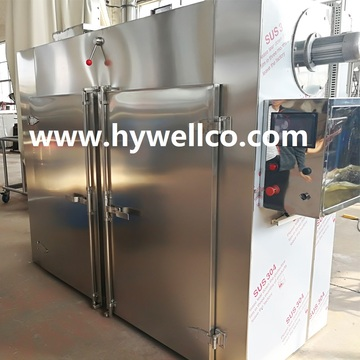 Oven Drying Cycle Hot Air