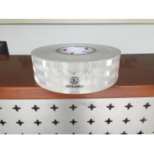 high visibility 3M white reflective tape for truck use
