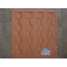 Temperaturbeständige Form für mackendes Glasmosaik
