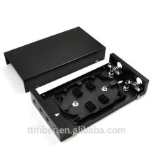 FTTX Montaje en pared 4 puertos FC / ST Distribución de fibra / caja de conexiones