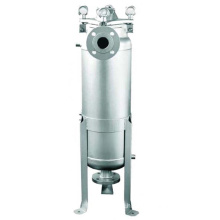 Ce Certified Sanitary Steel Cartridge Filter Housing for Sanitary Liquid Filtration