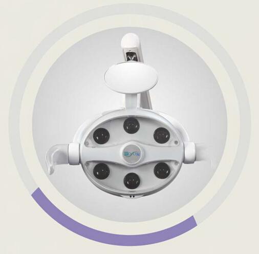 Dental chair LED sensor light