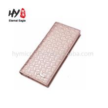 The fashion women short unique pu leather wallet