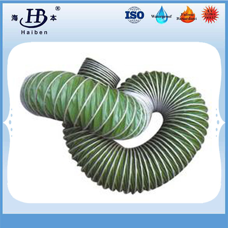 negative pressure pvc ventilation air duct-2