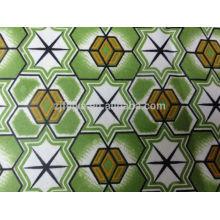 Nuevos Diseños de Cera de Poliéster Tela Africana Barata Impreso Nigeriano Textiles Brocado Ventas Al Por Mayor de Buena Calidad