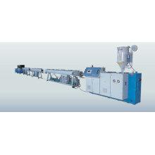 hdpe coil pipe machine
