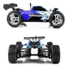 Juguetes teledirigidos del coche Buggy RC del coche de la escala de la velocidad 4WD a alta velocidad