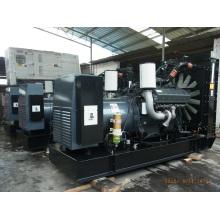 Generador diesel abierto de Kusing 600kw