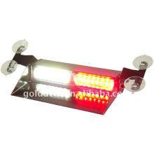 Visera luz de carretera luz estroboscópica construcción ADVERTENCIA