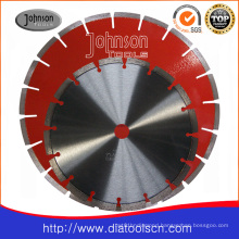 105-350mm Diamond Laser Welded Saw Blade for Concrete