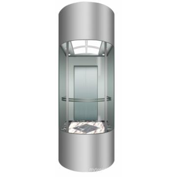 Mordenized Panoramic Elevator Sightseeing Elevator Passenger Lift