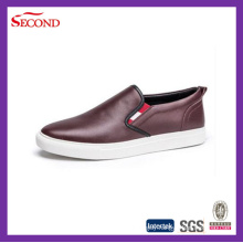 Leather Men Leisure Shoes