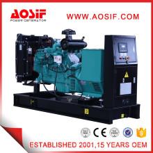 Generador de motor diesel de 3 fases con motor Cummins