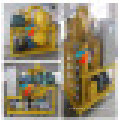 Manutenção de transformador no local da máquina processadora de óleo isolante (ZYB-100)