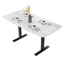 Coffee Tables Lift Stainless Frame Designer Multifunctional Desk