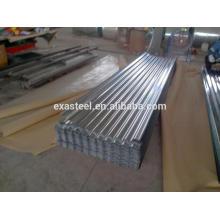 prime Galvanized corrugated steel