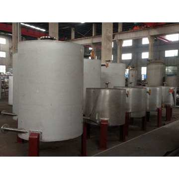 High Efficiency Spiral Stainless Steel Plate Heat Exchanger