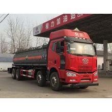 Camion-citerne de liquide chimique de FAW 8X4 18CBM