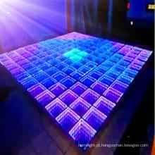 Luz durável do assoalho da dança do painel do espelho do diodo emissor de luz