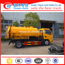 China Small Sewer Sucking Truck para la venta